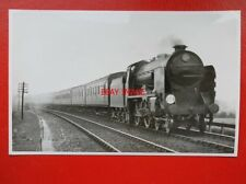 PHOTO  SR CLASS V LOCO NO (30) 901 WINCHESTER NR HILDENBOROUGH 1938