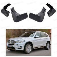 4Pcs Car Mud Flaps Splash Guard Fender Mudguard fit for BMW X5 2014 2015 2016