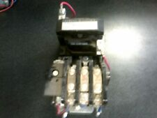 GE General Electric CR306B1 size 0 motor starter contactor 200-208V coil C867A