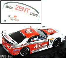 'New' Scalextric W9300 Toyota Supra Rear Wing Spoiler, Mirrors & Aerial (C2907)