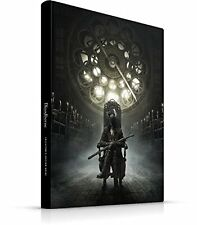 Bloodborne The Old Hunters Collector's Edition Guide (Hardcover)