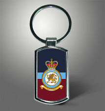 Royal Air Force Police RAF Keyring / Key Chain + Gift Box