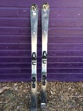 K2 One Luv 160cm All Mountain Ski With Tyrolla Adjustable Bindings