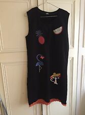 Karl Lagerfeld Designer Summer Dress, New, Size L(14) Holidays