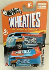VW DRAG BUS - WHEATIES General Mills Cereal 2003 Hot Wheels PROMOTIONAL LE