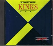 Kinks, The You Really Got Me (Best of) Zounds CD RAR