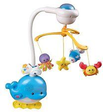Vtech bébé 1 en 2-ocean sons baleine mobile lit bébé jouet