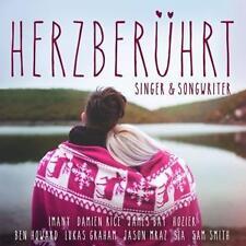HERZBERÜHRT - Singer/Songwriter -- 2 CD  NEU & OVP