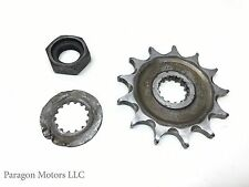 96#1 96-98 Yamaha YZ125 YZ 125 13T 13 Tooth Engine Renthal Sprocket Collar Clip