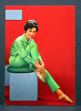 Caterina Valente - Movie Photo - Film Foto Autogramm-AK (Lot-H-4014