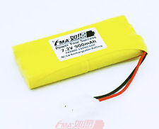 Ni-Cd AA 7.2V 900mAh for Nikko Remote Control F1 Ferrari Model Car Battery US
