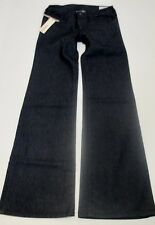 DIESEL,YBO Ladies Retro 70's Style Stretch Flare Jeans Dark Blue W26 L34  UK 8