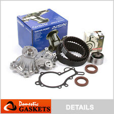92-98 Suzuki Sidekick Geo Tracker 1.6L SOHC Timing Belt AISIN Water Pump G16KV