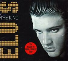 ELVIS THE KING (NEW  2CD) PRESLEY Songs From 'Jailhouse Rock' Loving You & more