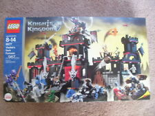 New Lego Knights Kingdom 8877 Vladek's Fortress Factory Sealed