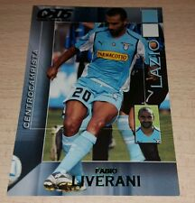 CARD CALCIATORI PANINI 2004/05 LAZIO LIVERANI CALCIO FOOTBALL SOCCER ALBUM