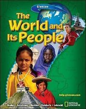 The World and Its People by Dennis Reinhartz, Merry Lobrecht, Richard G....