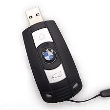 Black BMW Car KEY 128GB USB 2.0 Flash Pen Drive Memory Thumb Stick Free Shipping