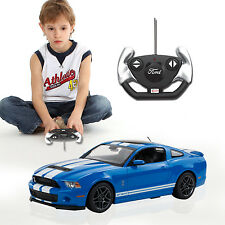 1/14 Ford Shelby GT500 Radio Remote Control Model Car Kids RC Toy Racing Vehicle