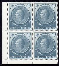 INDIA MNH 1964 Children's Day, Block of 4