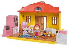 Masha and the Bear - Masha's House Playset  *BRAND NEW*