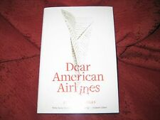 DEAR AMERICAN AIRLINES by Jonathan Miles (HARDCOVER) 1ED/1PRTG