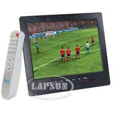 8 inch TV LCD 4in1 Monitor for PC/CCTV/Ypbpr With Remote Control 800 x 600 L8009