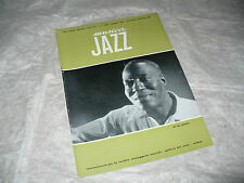 RIVISTA MUSICA JAZZ N.1 (203) 1964 BIG BILL BROONZY ART BLAKEY OLIVER NELSON
