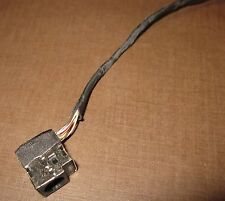 DC POWER JACK w/ CABLE COMPAQ CQ61-442SV CQ61-445ED CQ61-440EE CQ61-440EI CHARGE