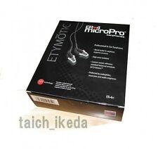Etymotic Research ER-4PT MicroPro earphones Brand New