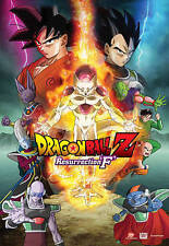 DragonBall Z: Resurrection 'F' (DVD, 2015) w/ SLIP COVER Dragon Ball