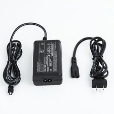 AC/DC Battery Charger Wall Power Adapter For Sony Cybershot DSC-HX1 V B Camera