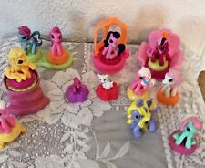 18 McDONALDS' MY LITTLE PONY AND PONYVILLE 6 STILL IN BAG