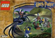 LEGO Harry Potter verla en el DARK FOREST 4727 100% completo 2 exclusivo higos