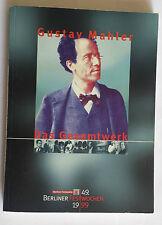 Gustav Mahler. Das gesamtwerk, 49 Berliner Festwochen 1999.