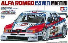 KIT TAMIYA 1:24 AUTO ALFA ROMEO 155 V6 TI MARTINI ART 24176