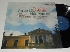DVORAK M- Czech Philharmonic Vaclav Neumann Symphony No. 8 in G Major Supraphon