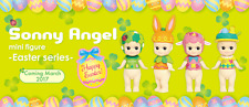 Sonny Angel Mini Figure EASTER SERIES (2017) LIMITED - US Seller