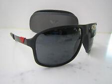NEW Genuine Emporio Armani EA4029 5326/87 Black Mens Sunglasses Size 64/13