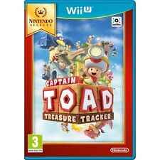 Captain Toad Treasure Tracker Wii U Game (Selects) Brand New