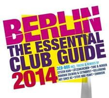 Various - Berlin-the Essential Club Guide 2014