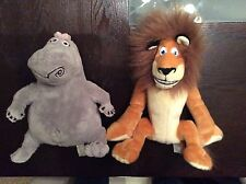 Madagascar Alex And Gloria Plush