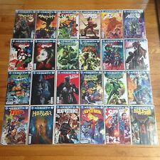 DC Rebirth Lot of #1 NM Never Read - Batman Harley Quinn Superman Suicide Squad