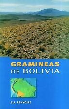 Gramineas de Bolivia, Renvoize, S. A., Very Good Book