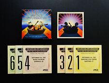 Jerry Garcia Band Bob Weir Rob Wasserman 1989 Long Island 6 CD NY Grateful Dead