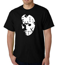 Jason Voorhees Halloween Scary Horror Mens T-shirt Friday The 13th Movie