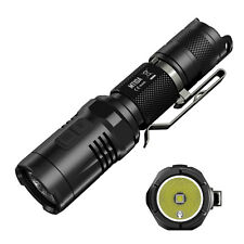 Nitecore MT10A Multitask 920LM CREE XM-L2 U2 Tactical LED Flashlight Red Light