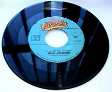 Marv Johnson Come To Me / I Love The Way You 1959 R&B 45rpm Reissue Unplayed NM