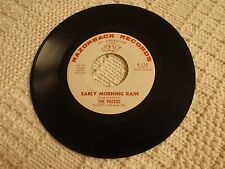THE PACERS EARLY  MORNING RAIN/LONELY ROOM RAZORBACK 128  M-