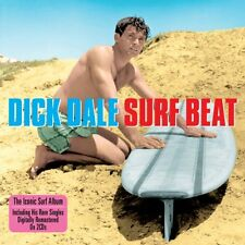 Dick Dale SURF BEAT Surfers Choice/Singles Collection BEST OF 26 SONGS New 2 CD
